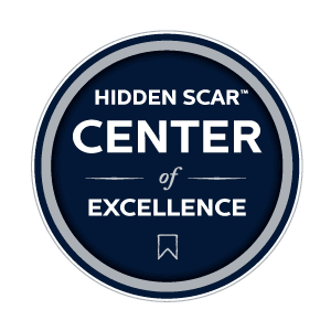 hidden scar center of excellence logo